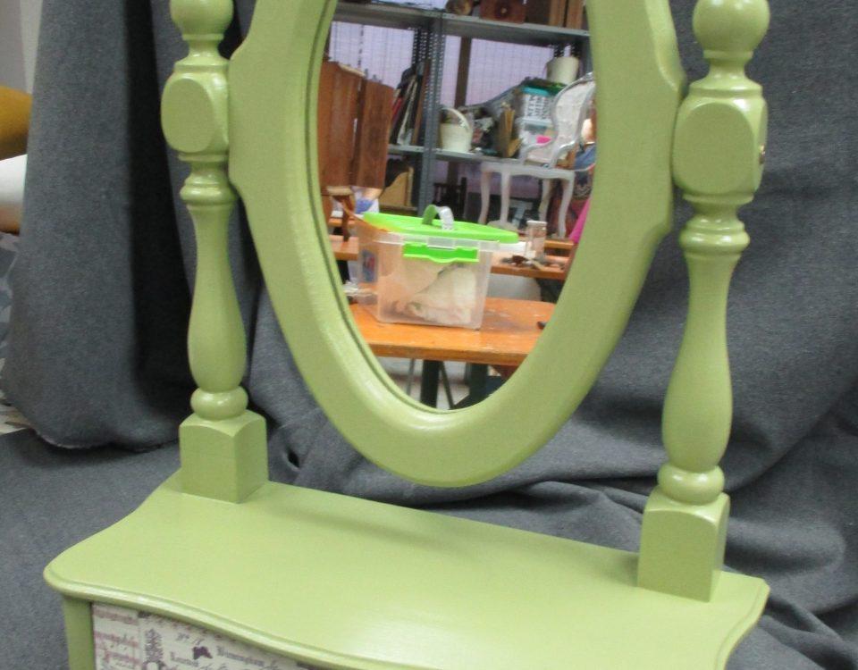 El espejo de Pilar