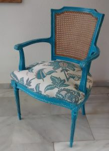 El sillón de Manoli